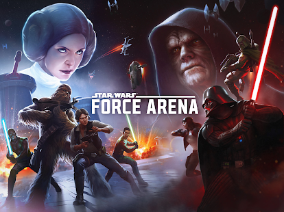 Star Wars: Force Arena screenshot 7