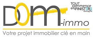 Logo de DOM IMMO