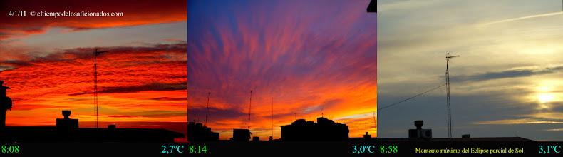 Photo: Amanecer del 4/01/11