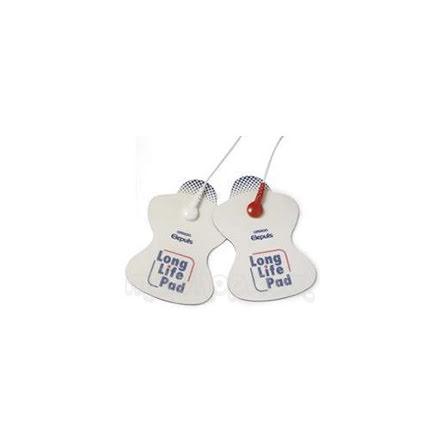 Long Life Elektroder till Omron TENS 2st (2st Elektroder (1 Paket))