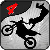 BMX Bike Mountain Racing