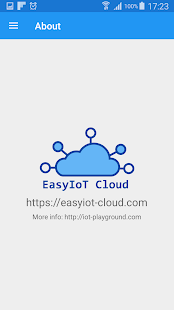 EasyIoT Cloud- screenshot thumbnail