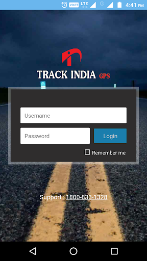 Track India GPS screenshot 1