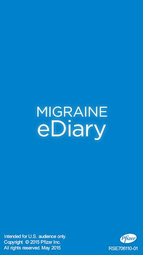 Android/PC/Windows için Migraine eDiary Uygulamalar (apk) ücretsiz indir screenshot