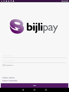 bijlipay- screenshot thumbnail