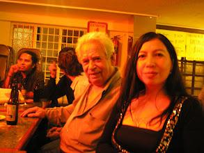 Photo: dia 01.10: Rodolfo Hinostroza e Leticia Luna