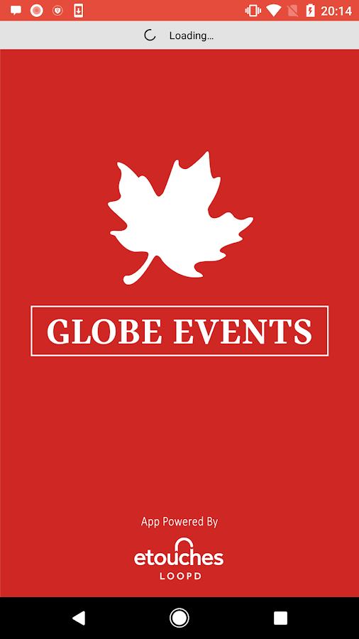 The Globe and Mail Events- screenshot