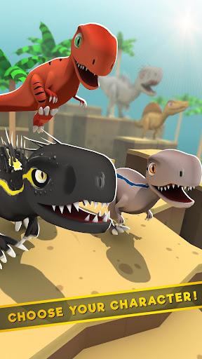Jurassic Alive: World T-Rex Dinosaur Game screenshot 10