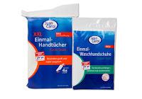 Angebot für Jean Carol® Einmal-Tücher im Supermarkt Allyouneed.com