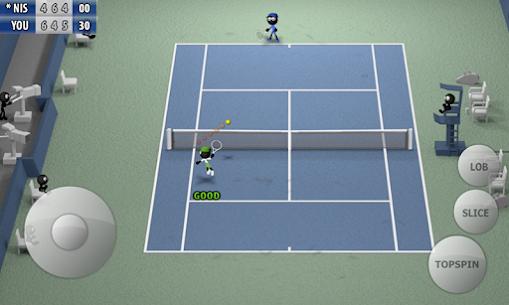 Stickman Tennis Mod Apk – Career 4