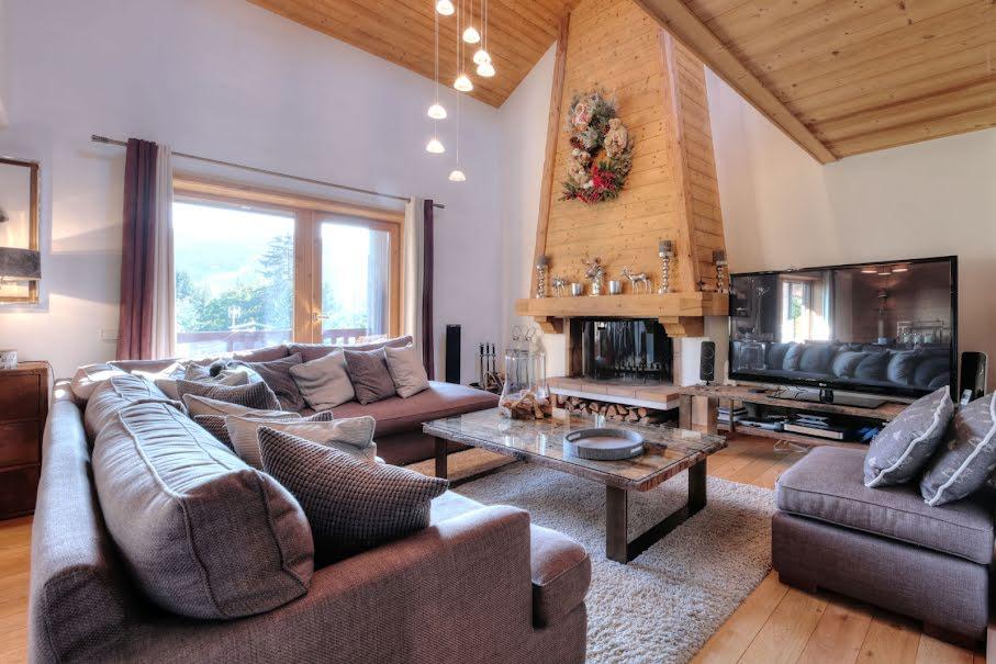 Vente appartement 5 pièces 100 m² à Megeve (74120), 1 280 000 €