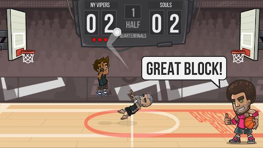 Basketball Battle MOD (Unlimited Money/Gold) 2