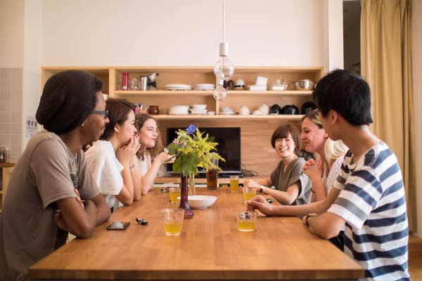 Living in a Shared House in Tokyo, Japan