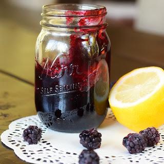 No Pectin Blackberry Freezer Jam (no canning required!)
