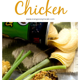 Baked Sour Cream and Onion Chicken