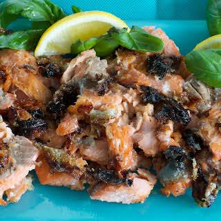Thai Sweet Chili Salmon.