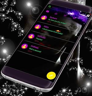 Joker SMS Theme - náhled