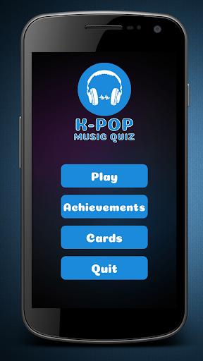 K-pop Music Quiz 2.2.1 screenshots 1