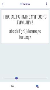 Zawgyi Myanmar Fonts Pack - náhled
