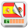 Learn Spanish - 3,400 words apk