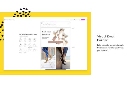 Drip and BigCommerce Integration Screenshot