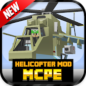Helicopter Mod For MCPE'