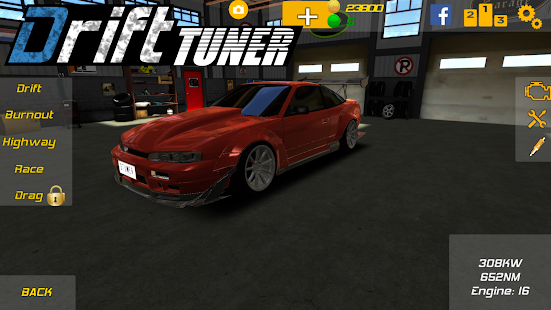 Drift Tuner Racing- screenshot thumbnail