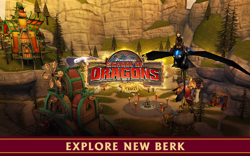 School of Dragons Apk 1