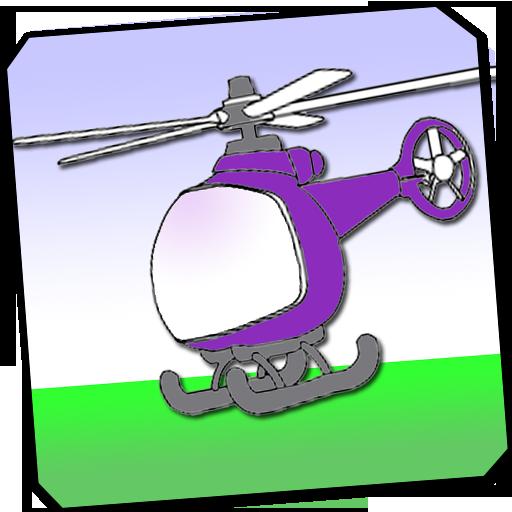益智の航空機  ぬりえゲーム LOGO-HotApp4Game