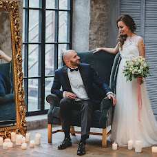 Wedding photographer Leonid Leshakov (leaero). Photo of 01.02.2018