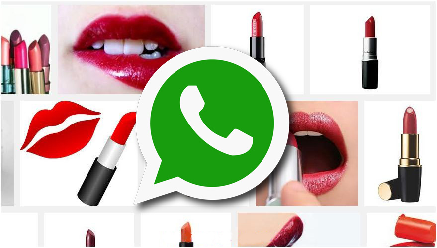WhatsApp e la bufala dei rossetti al piombo, fate attenzione!