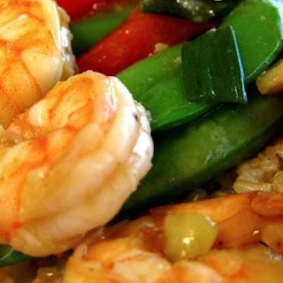 Chicken Shrimp Teriyaki Stir Fry Recipes