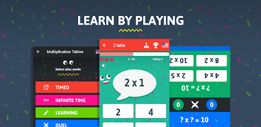 Multiplication Tables for Kids - Free Math Game - Apps on Google Play
