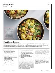 Cooking Light- screenshot thumbnail
