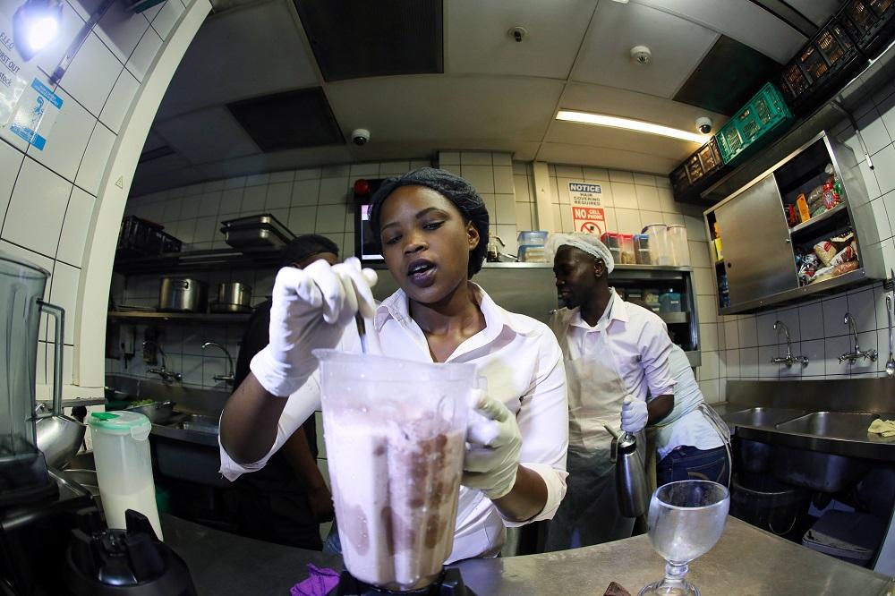 Cape Town restaurant wins Guinness world milkshake record - SowetanLIVE