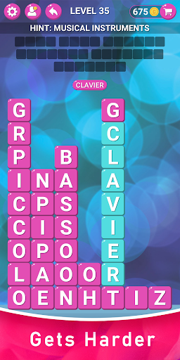 Words in Puzzles - Find Secret Words Using Letters screenshots 2