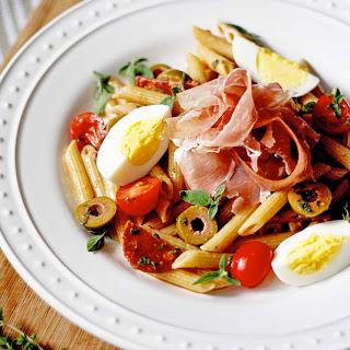Spanish Pasta Salad Recipes