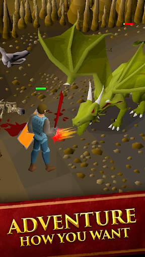 Old School RuneScape  captures d'écran 1
