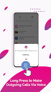 Vani - Your Personal Voice Assistant Call Answer Screenshot