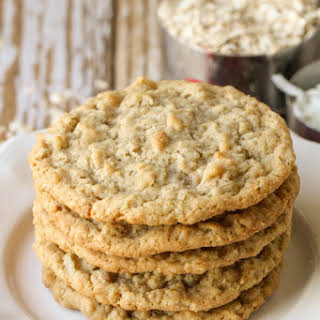 Coconut Oatmeal Cookies.