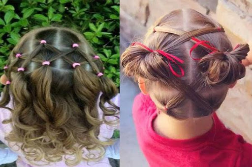 Kids School Hairstyles 1.2 screenshots 2
