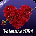 Valentine SMS 2016 icon