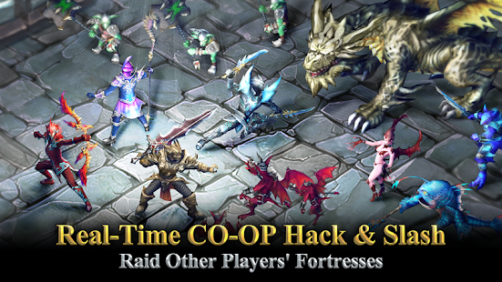 Fortress Legends- screenshot thumbnail