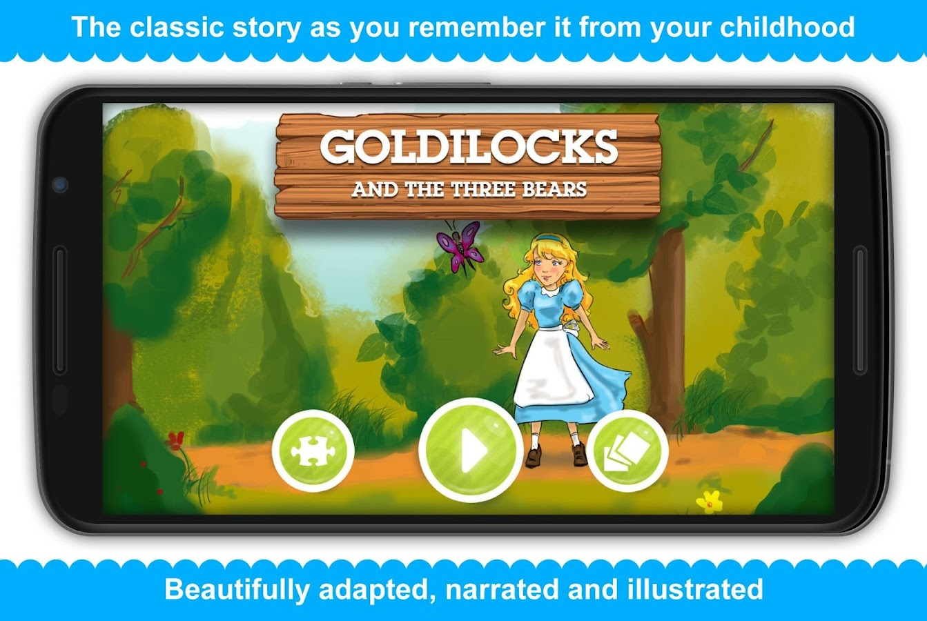 Goldilocks and the Three Bears - Android Apps on Google Play