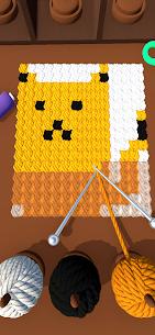 Knitting Shop 3D MOD (Unlimited Money) 1