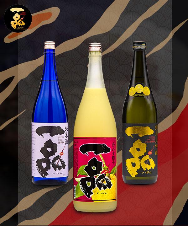 nhà máy rượu sake