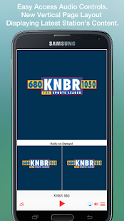 KNBR 680- screenshot thumbnail