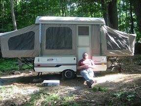 Camper, sweet camper