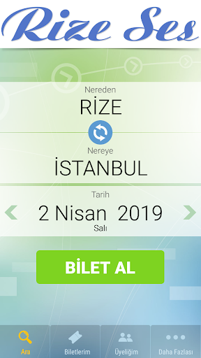Rize Ses Turizm screenshot 1