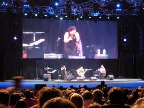 Photo: コスキン祭♪ 愛しのLILIANA HERRERO 会場外からの騒音のせいでちゃんと聴けず涙。。。 http://parajunko.blog.fc2.com/blog-entry-85.html